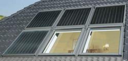 Czy instalacja solarna się opłaca? fot. Fakro