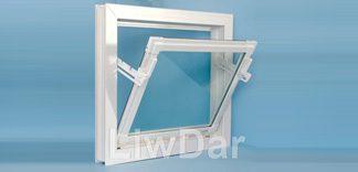Okna inwentarskie w budynkach gospodarskich