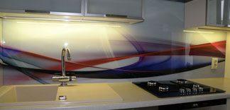 Panele szklane - alternatywa dla płytek