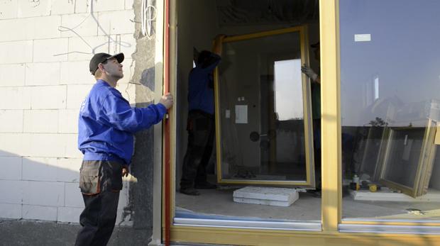 Montaż przesuwnego okna tarasowego w systemie MOWO