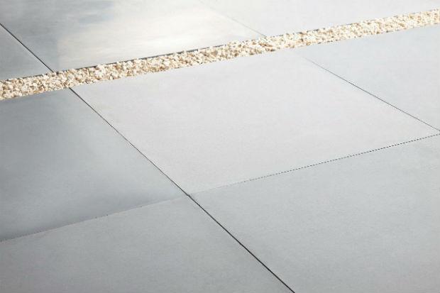 Płytki betonowe o grubości 2 cm