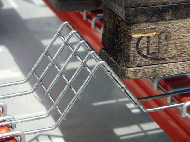 Zabezpieczenie palety oraz znajdującego się na niej towaru, czyli ograniczniki palet