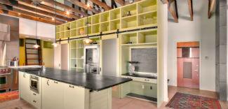 Szafki w kuchni - 9 kreatywnych pomysłów