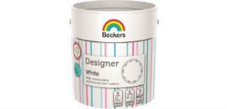 Beckers Designer White - zimny odcień bieli