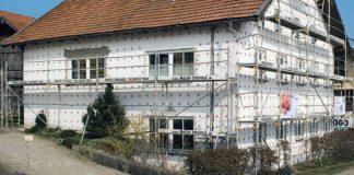Docieplanie ocieplonych kilka lat temu budynków
