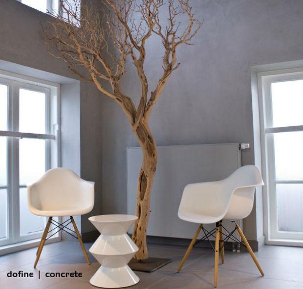 Tynki perfekcyjnie imitujące beton - Tynki perfekcyjnie imitujące beton - Kolekcja Mida