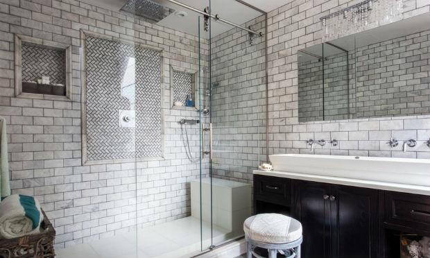 Przesunwe drzwi prysznicowe, fot.: Wellbuilt Company