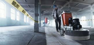 Szlifierka do betonu - na co zwrócić uwagę podczas jej kupna?