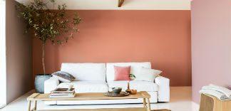 Miedziany Oranż będzie wiodącym kolorem według marki Dulux