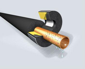 Jak izolować rury i wyeliminować mostki termiczne?