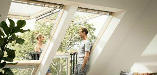 Balkon dachowy