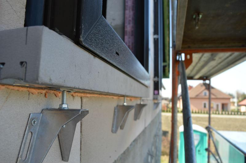 KiK - nowy sposób montażu okna w warstwie ocieplenia