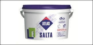 Akrylowa farba zewnętrzna ATLAS Salta E na trudne podłoża