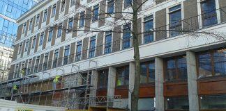 Budynek Bellony odzyskuje blask