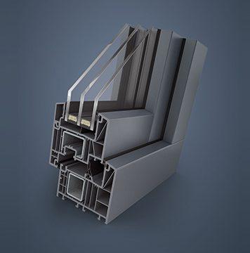 Okna aluminiowe - cechy