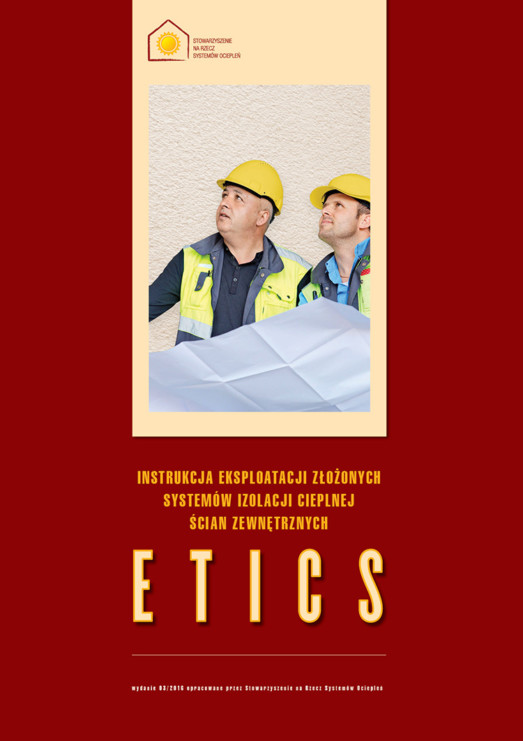 Nowa instrukcja SSO dotycząca eksploatacji systemów ETICS