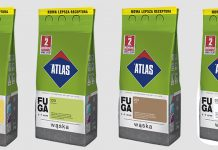 ATLAS rozszerza ofertę o fugi wąskie