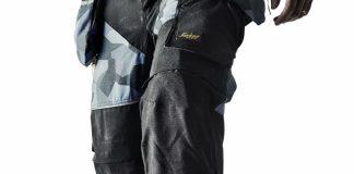Nowy model spodni snickers