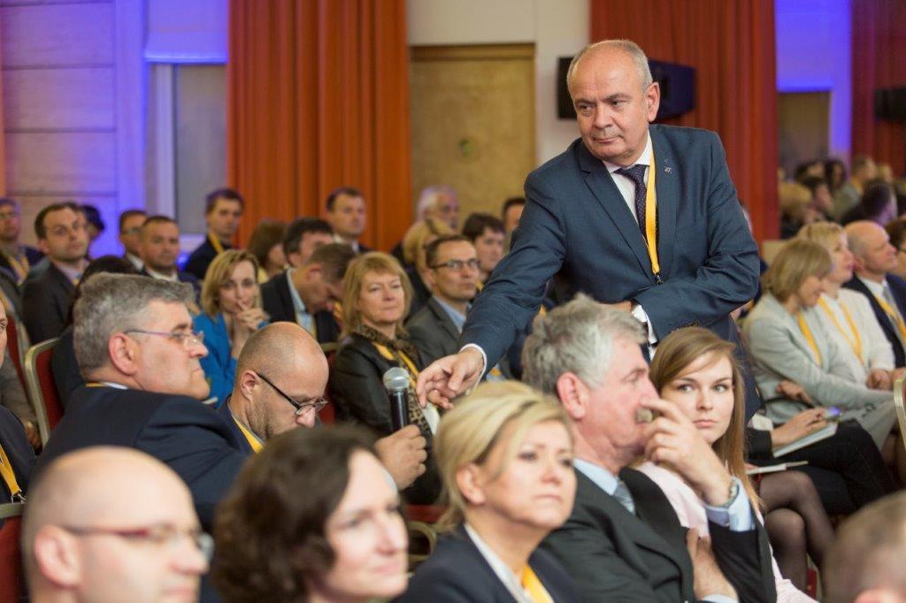 8 IV Miedzynarodowa Konferencja ETICS audytorium