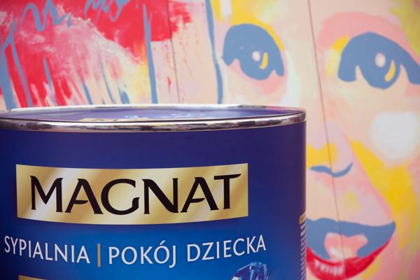 Farba Redukująca Formaldehyd Od Firmy Magnat Nowość Na