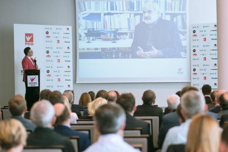 Aveex for POiD VIII Kongres Stolarki Polskiej marketing