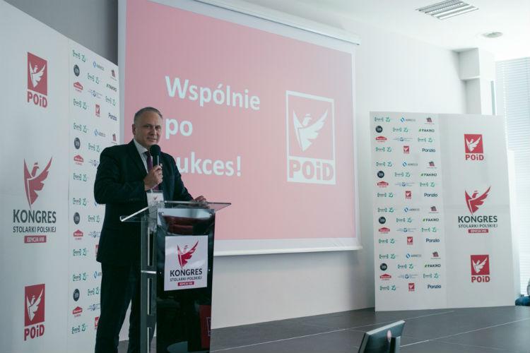 Aveex for POiD VIII Kongres Stolarki Polskiej zakonczenie