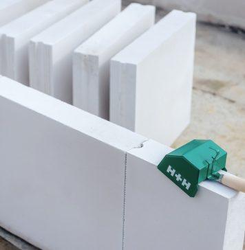 zima budowa domu