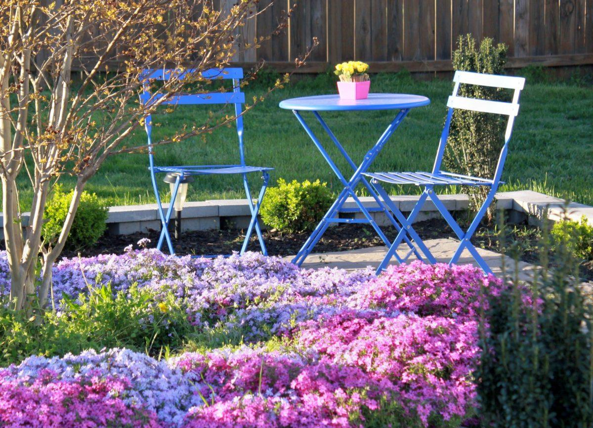 prace wiosenne ogrodowe