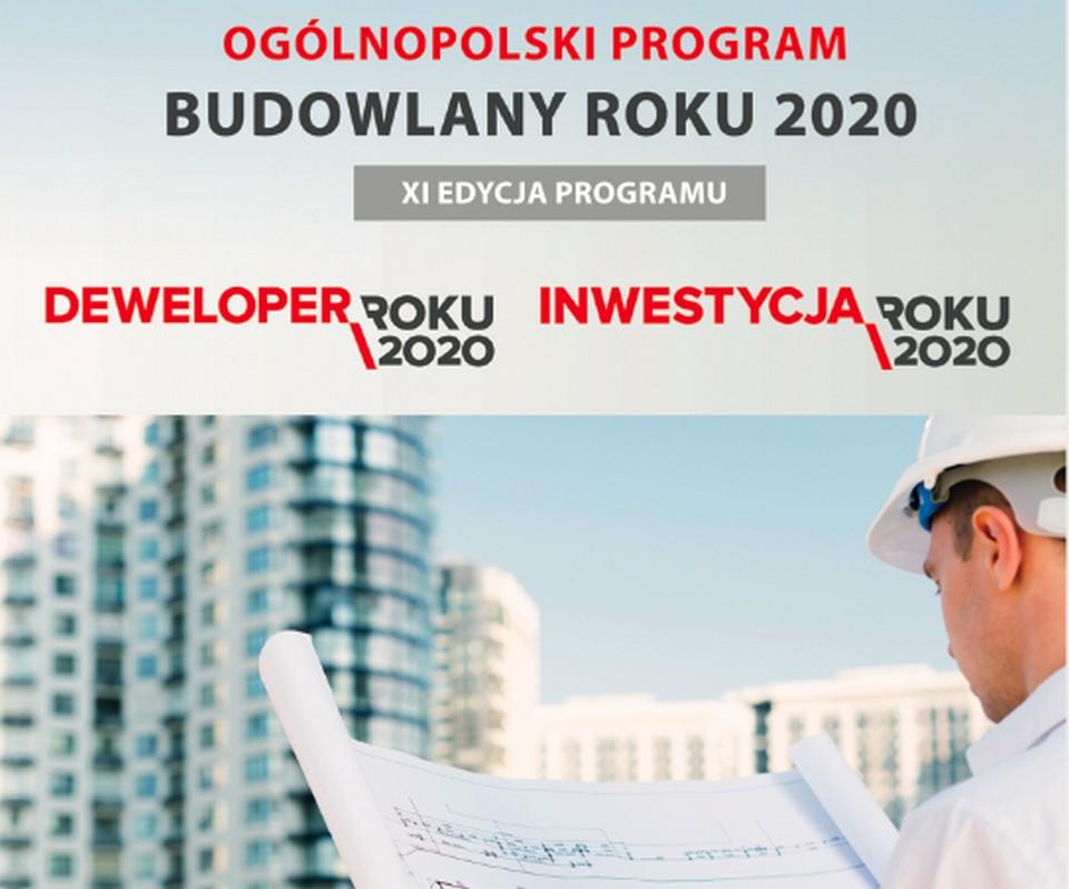 ogolnopolski program budowlany roku 2020 IX edycja