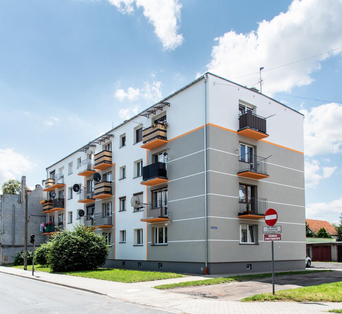 baumit budynek po termomodernizacji marcinkowskiego 6a rawicz