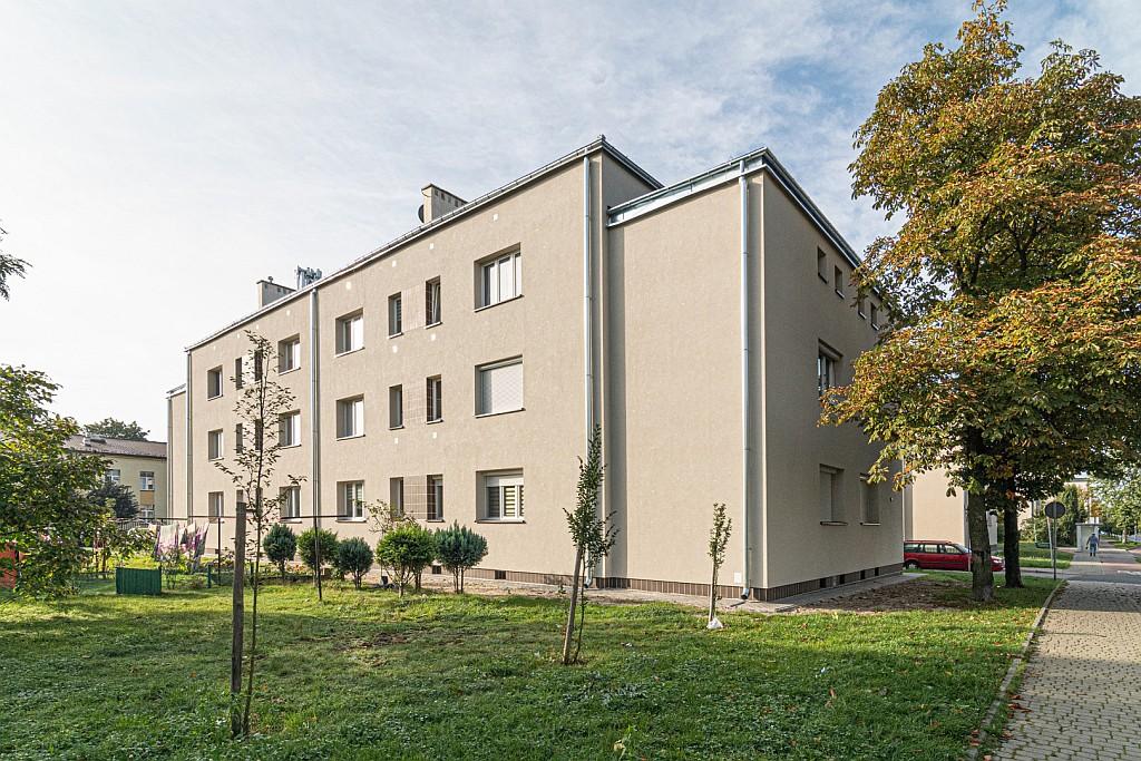 Fasada Roku 2020 budynek po termomodernizacji