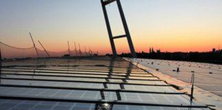 izolacja dachu panelami słonecznymi