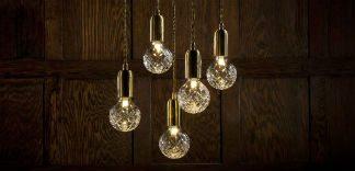 Crystal Bulb: światło zamknięte w krysztale