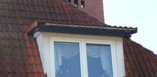 izolacja przy lukarnie dachowej