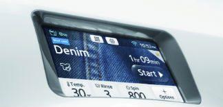 Samsung Crystal Blue - pralka bez przycisków