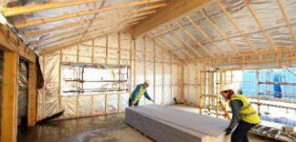Paroprzepuszczalne membrany DuPont™ Tyvek® do budynków konstrukcji szkieletowej