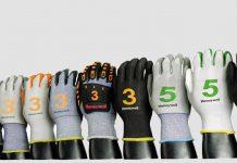 Rękawice Honeywell z serii Vertigo Check&Go odporne na przecięcia