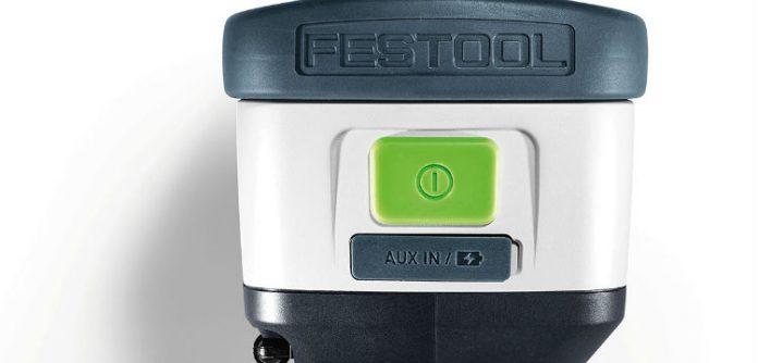 Festool Sysrock BR10 DAB 3 h