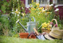 wiosenne prace ogrodowe
